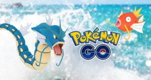 Festival del agua en Pokémon GO