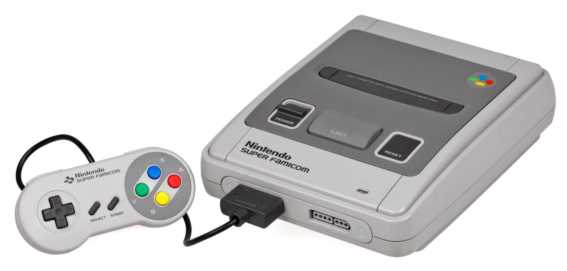 Photo of Nintendo lanzará una mini-consola SNES este año