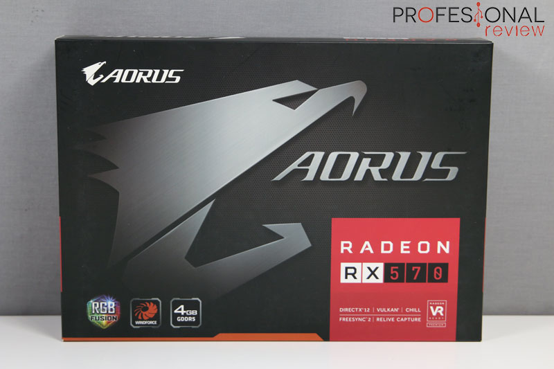 AMD Readeon RX 570 review
