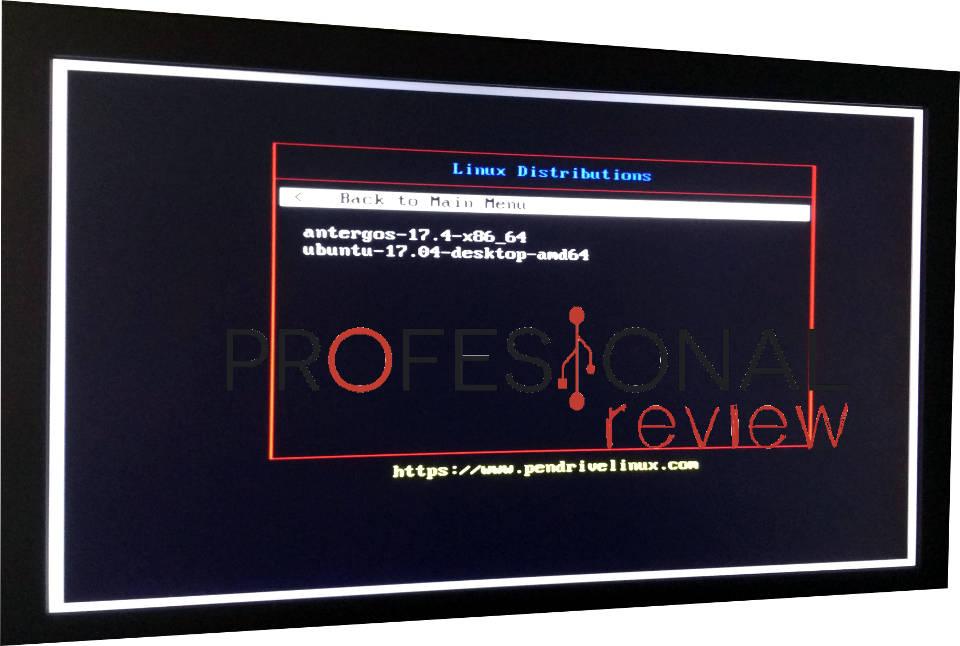 Aprende a crear un pendrive con varias distribuciones Linux