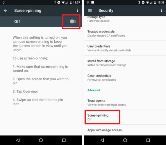 Cómo crear varios perfiles de usuario en Android