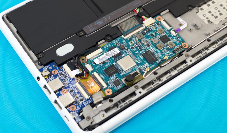 Chromebook con hardware de AMD estarían muy cerca