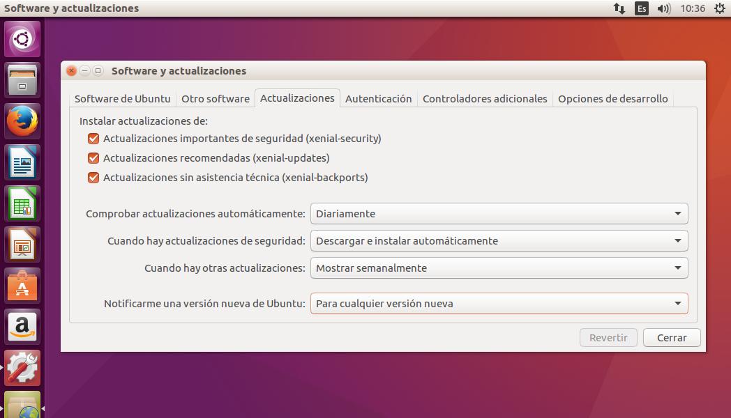 Como actualizar a Ubuntu 17.04