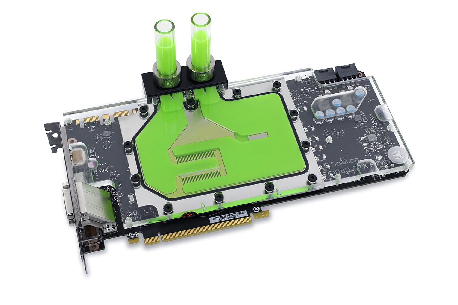 Photo of EK anuncia un bloque de agua para las tarjetas EVGA GeForce GTX FTW2