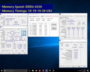 G.Skill Trident Z DDR4-4333MHz, máxima velocidad para Kaby Lake