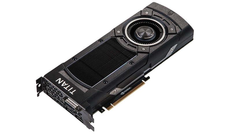 GeForce GTX Titan Xp
