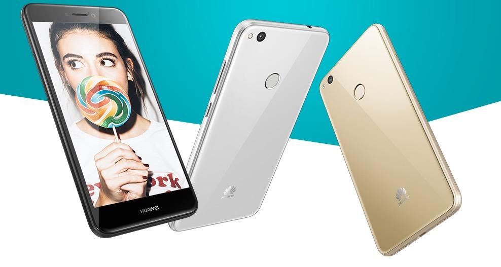 Huawei P8 Lite vs Huawei P8 Lite 2017 comparativa