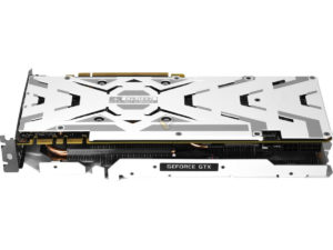 KFA2 GeForce GTX 1080 Ti EXOC se viste de blanco