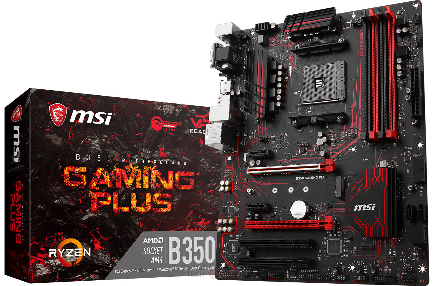 Photo of MSI B350 Gaming Plus, nueva placa económica para AM4