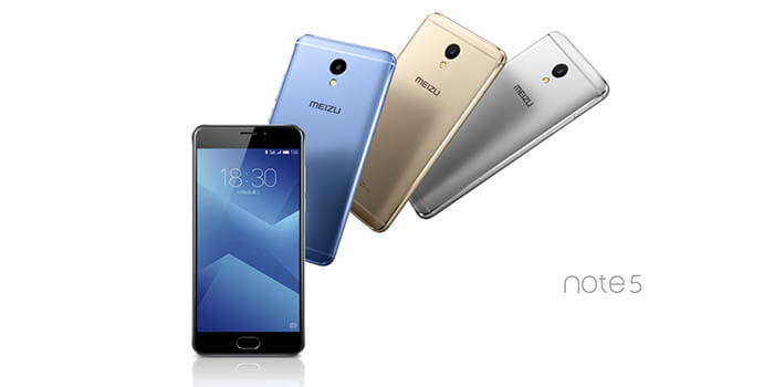 Photo of Meizu M5 Note listado en Amazon España