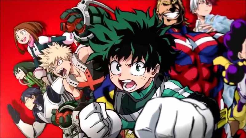 Los mejores anime de 2017