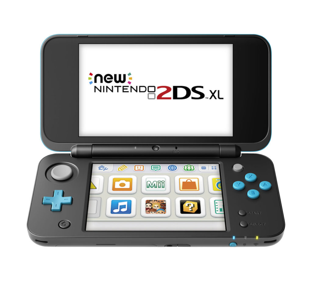 New Nintendo 2DS XL es anunciada