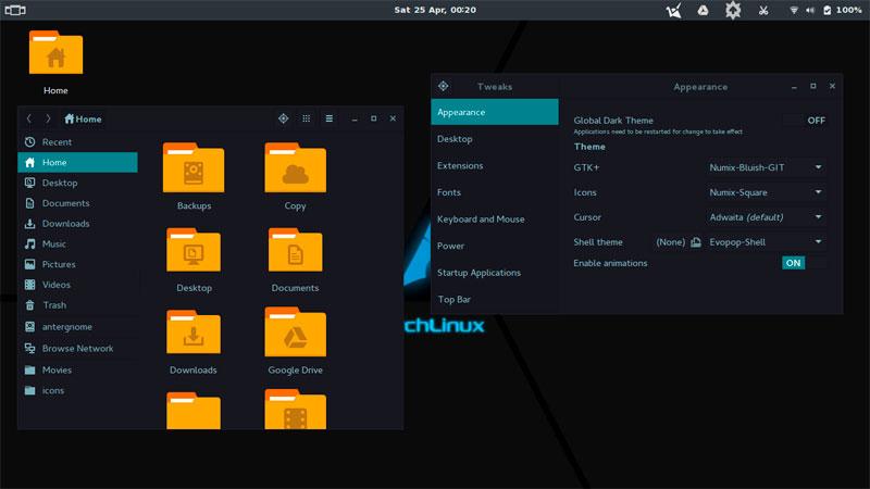 mejores temas para Ubuntu