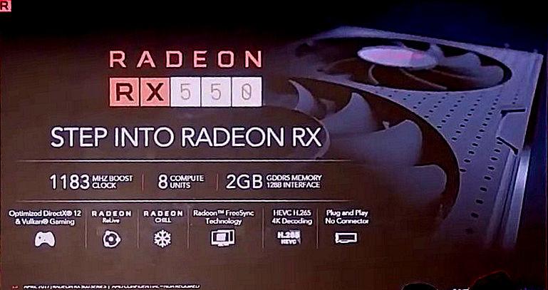 Radeon RX 500, todos los detalles