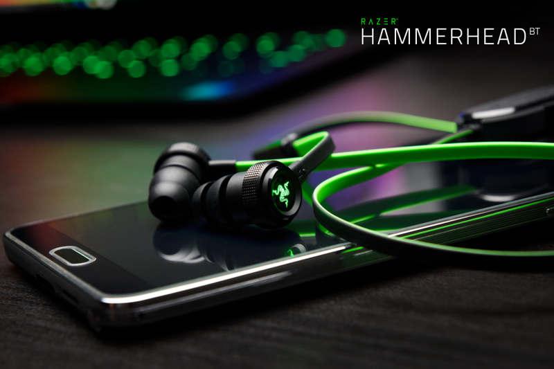 Ya disponible la nueva generación Razer Hammerhead