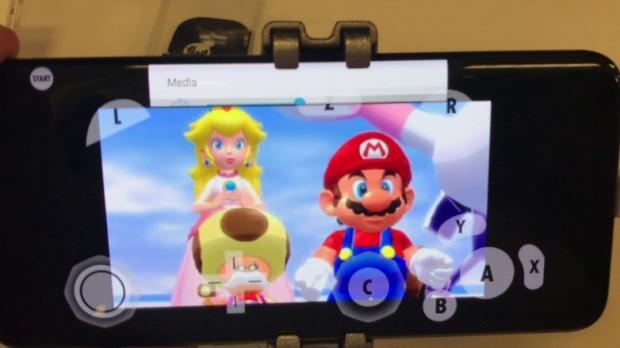 Samsung Galaxy S8 ya permite jugar con Dolphin