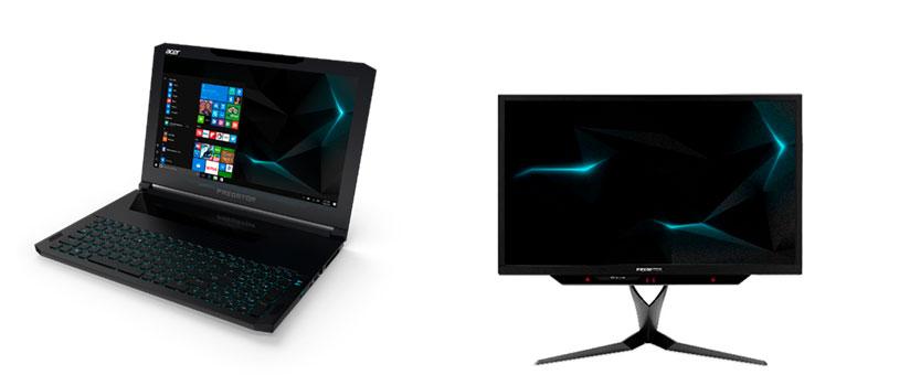 Photo of Acer presenta nuevos portátiles gaming ultra finos, all-in-one y convertibles con un sistema de refrigeración avanzado | #NextAtAcer