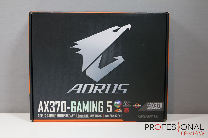 Gigabyte Aorus X370 Gaming 5