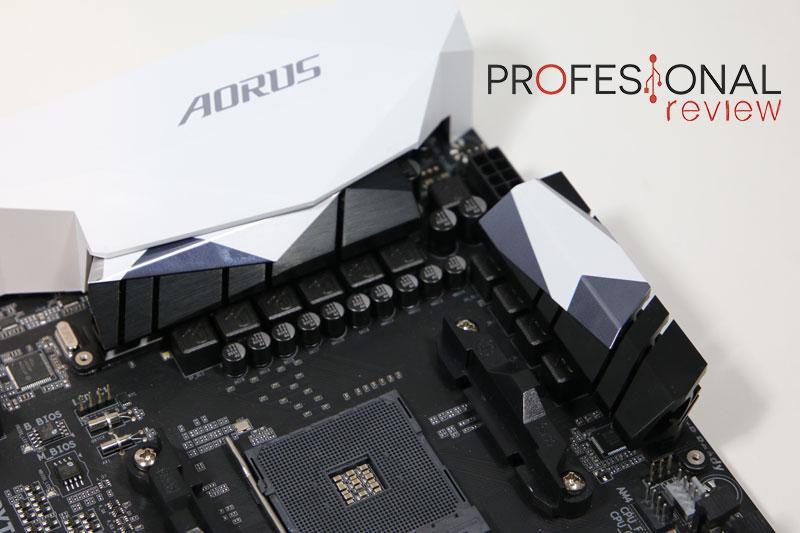 Photo of Gigabyte Aorus X370 Gaming 5 Review en Español (Análisis completo)