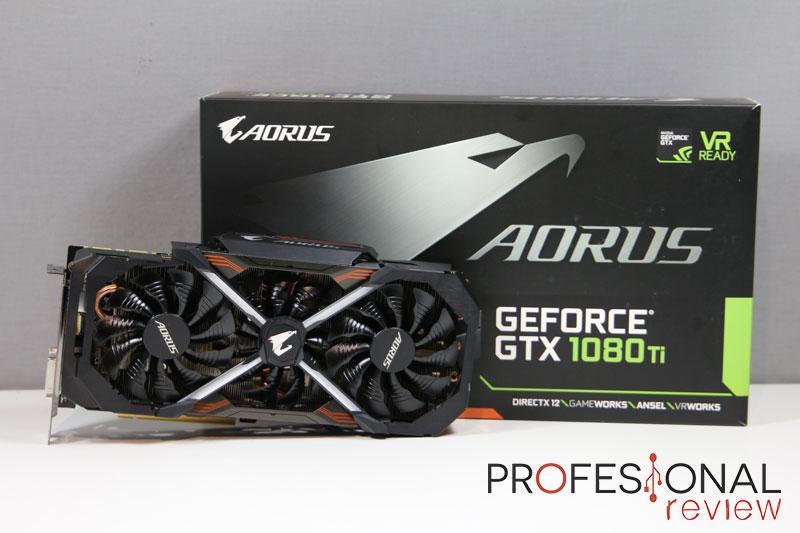 Aorus GTX 1080 Ti 11G
