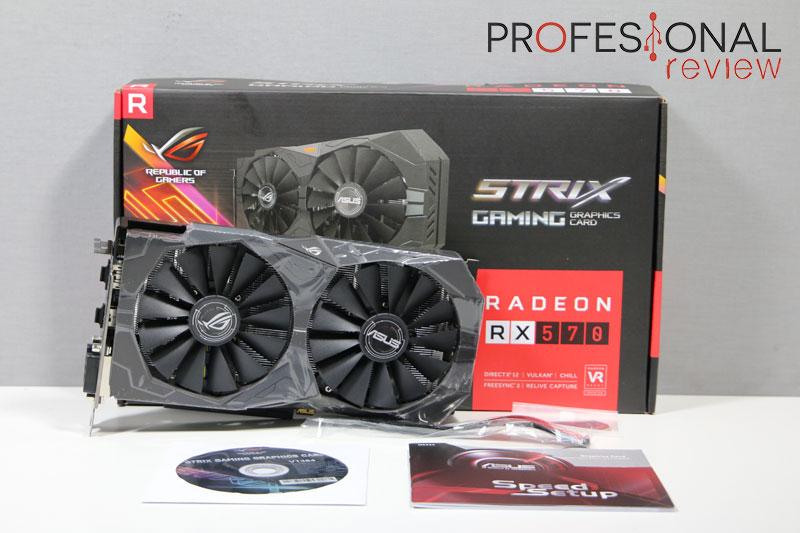 Asus RX 570 Strix