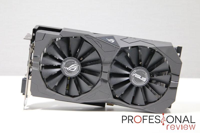 Asus RX 570 Strix review