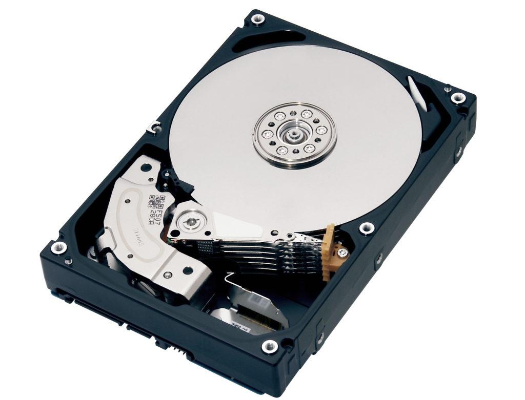 Disco duro Toshiba 8tb