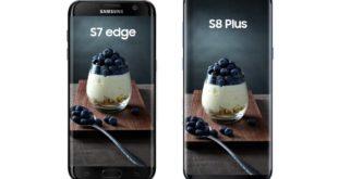 Galaxy S8 Plus vs S7 Edge