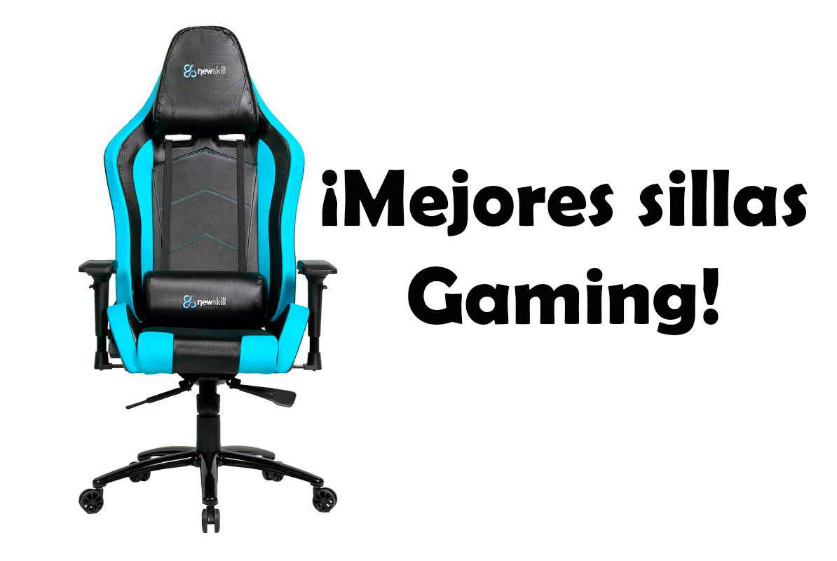 Mejores sillas gaming para pc del mercado 2017 for Sillas para gamers