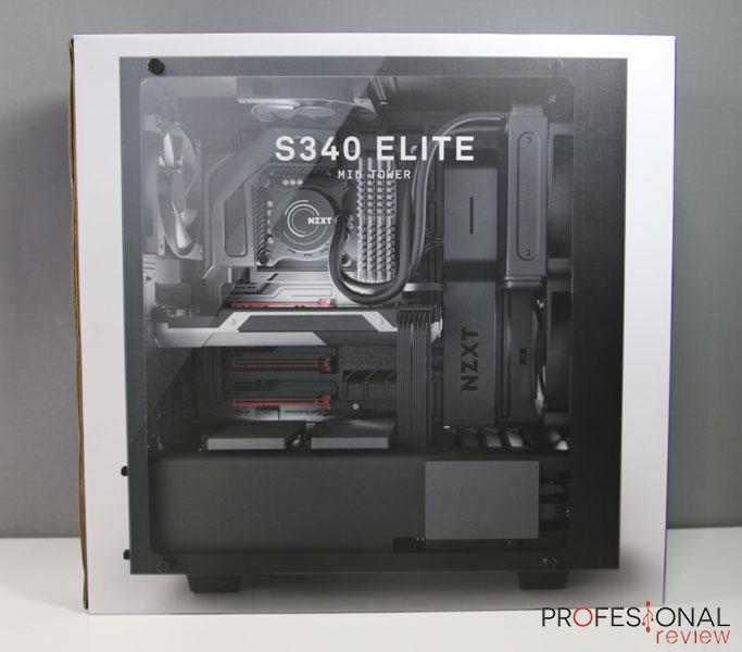 NZXT S340 Elite