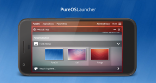 PureOS Launcher 2