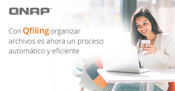 Photo of QNAP lanza Qfiling: Automatiza la organización de sus archivos e impulsa su productividad