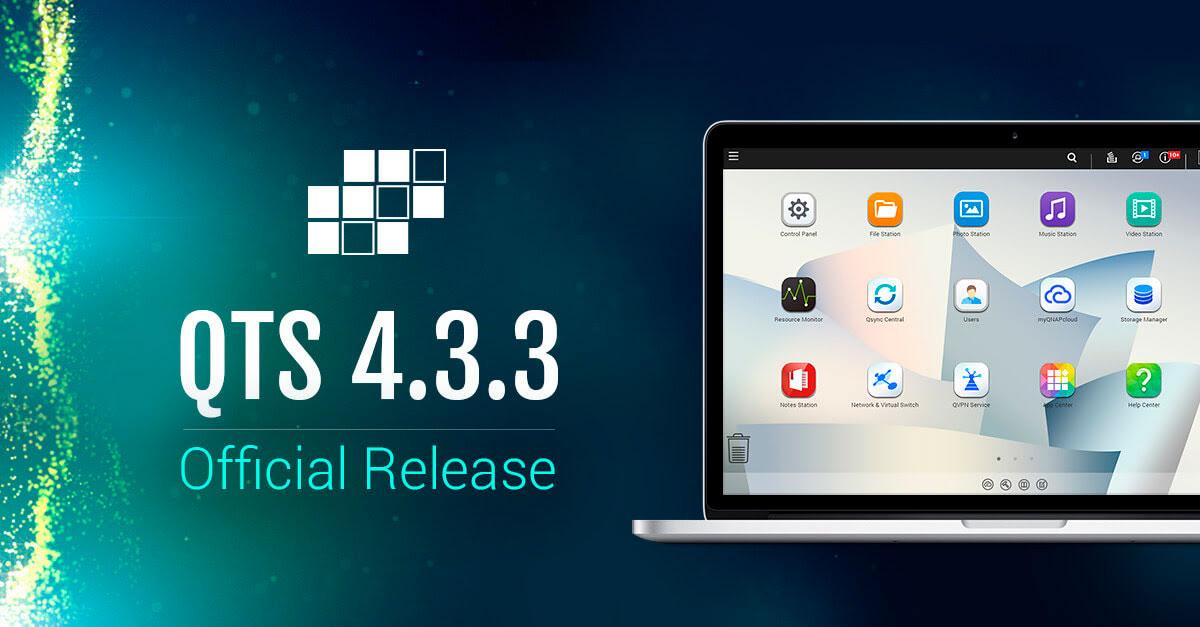 QTS 4.3.3