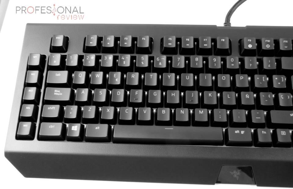 Razer Blackwidow Chroma v2 Review en Español (Análisis completo)