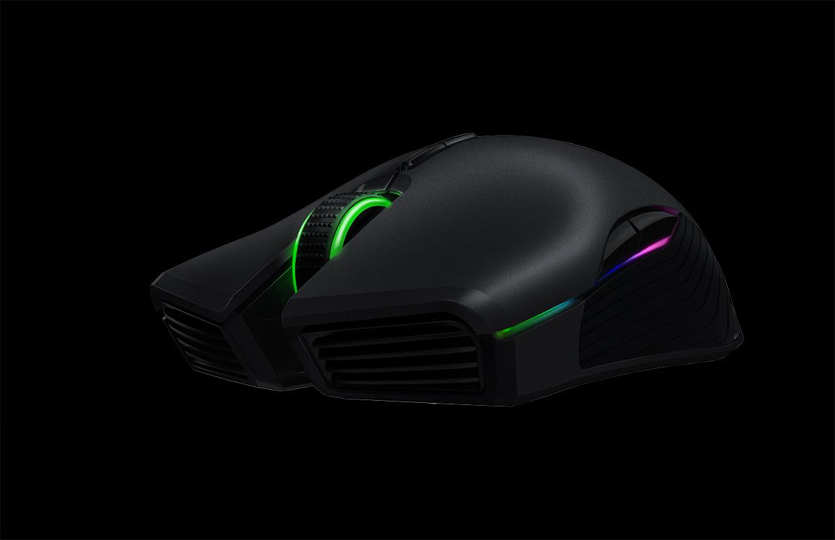 Photo of Razer Lancehead, el ratón inalámbrico para gamers más avanzado del mundo