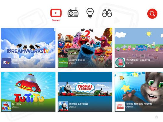 Youtube Kids se expande a nuevas plataformas