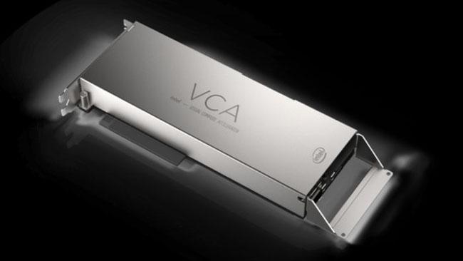 Visual Compute Accelerator 2