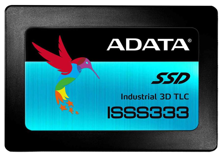 ADATA ISSS333, nuevos discos SSD de clase industrial