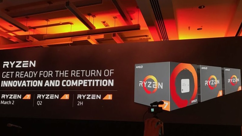 Photo of Se filtran las especificaciones de AMD Ryzen 3 1200