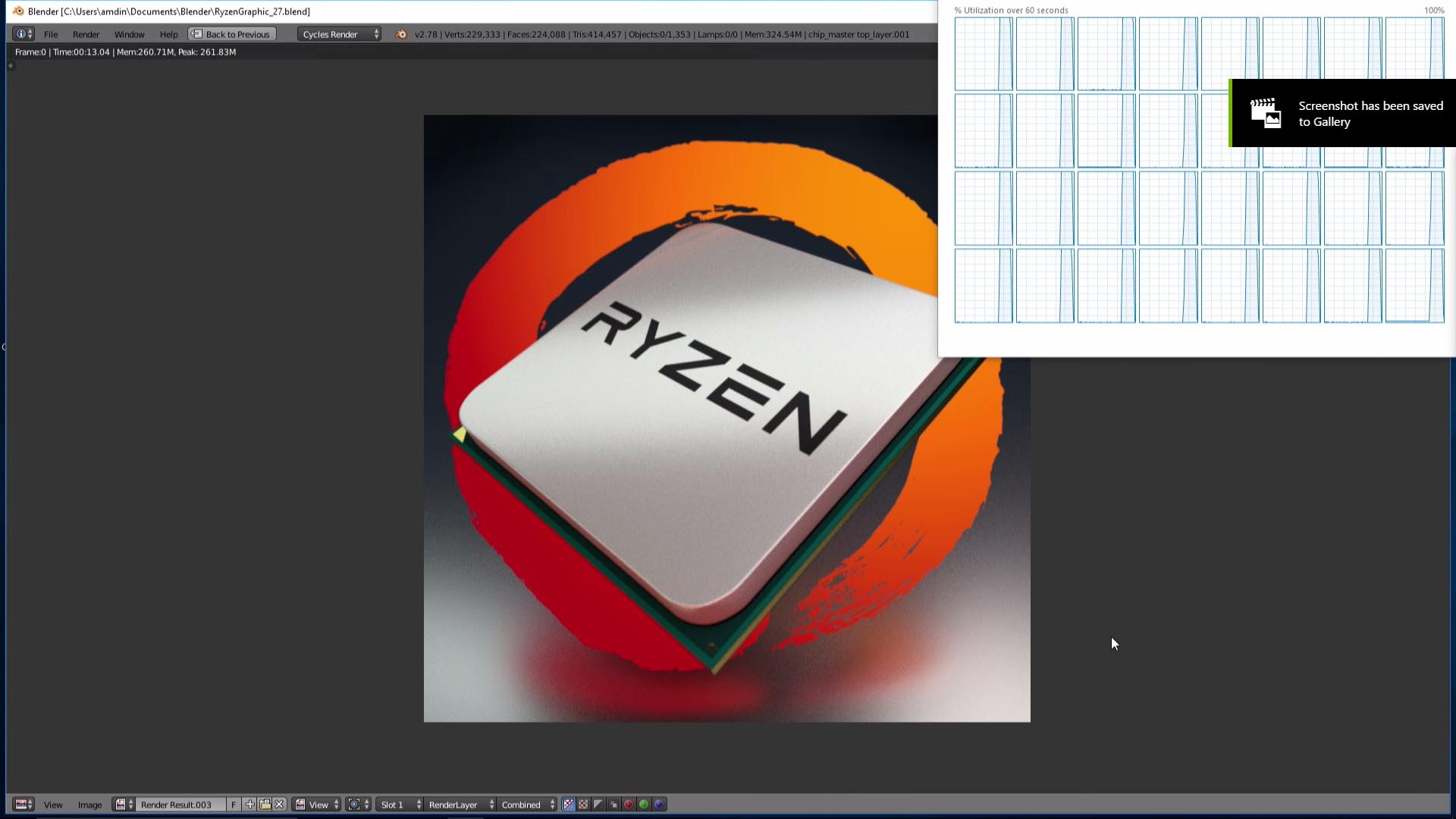 AMD Threadripper presentado oficialmente