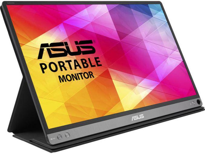 Photo of ASUS ZenScreen MB16AC, un monitor USB-C de 15.6 pulgadas
