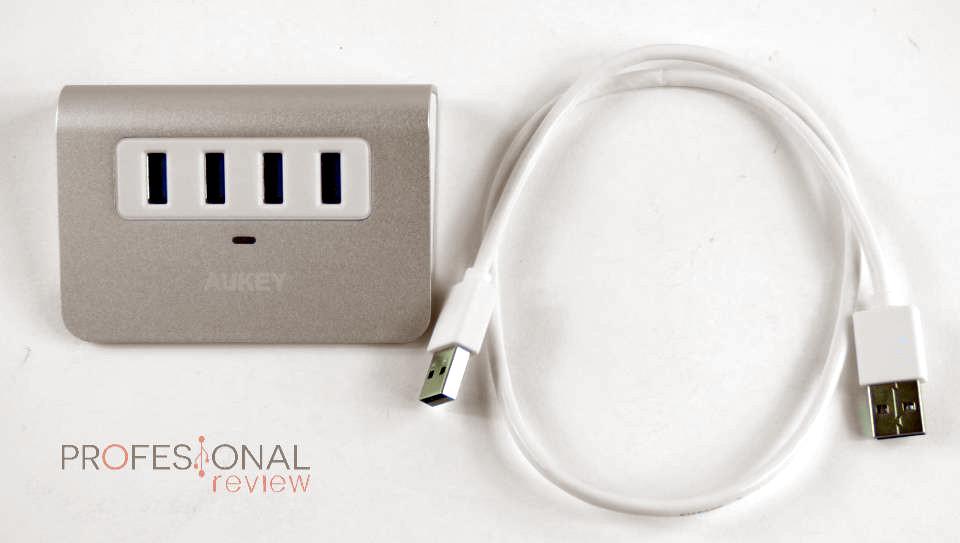 Aukey HUB USB 3.0 Review