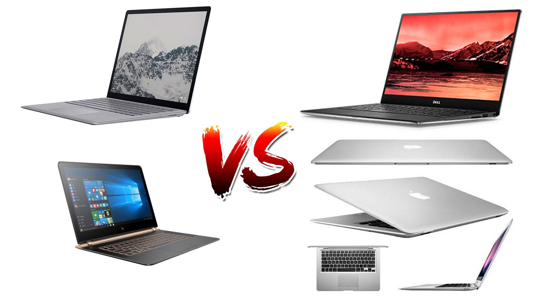 Photo of Alternativas al nuevo Microsoft Surface vs Dell XPS 13 vs Spectre 13 vs Macbook Air 13