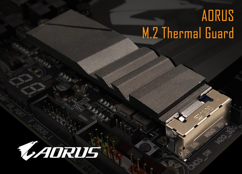 Photo of AORUS M.2 Thermal Guard, nuevo disipador para SSD de Gigabyte