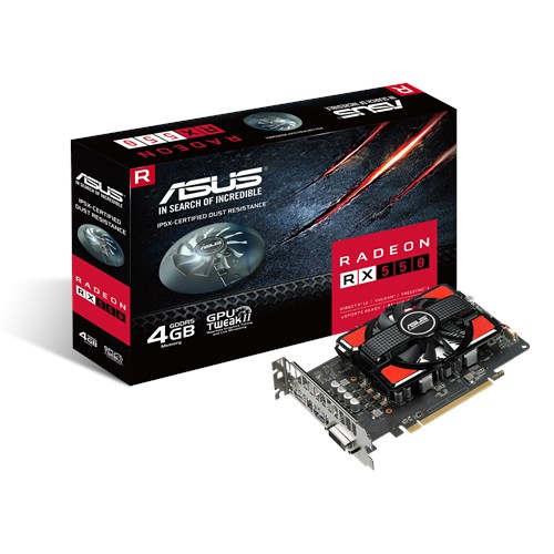 Photo of Asus también anuncia su Asus Radeon RX 550