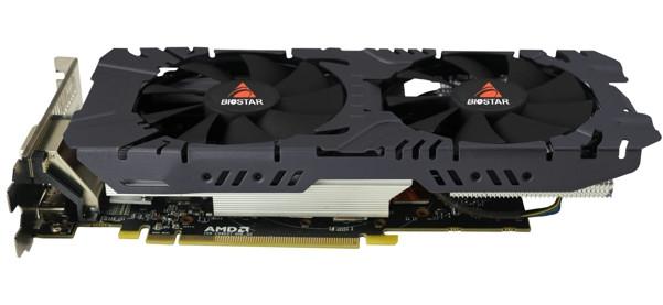 Biostar Radeon RX 580 8GB Dual Cooling