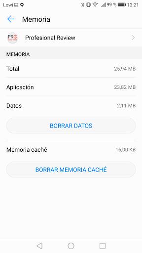 Cómo borrar la memoria caché en Android