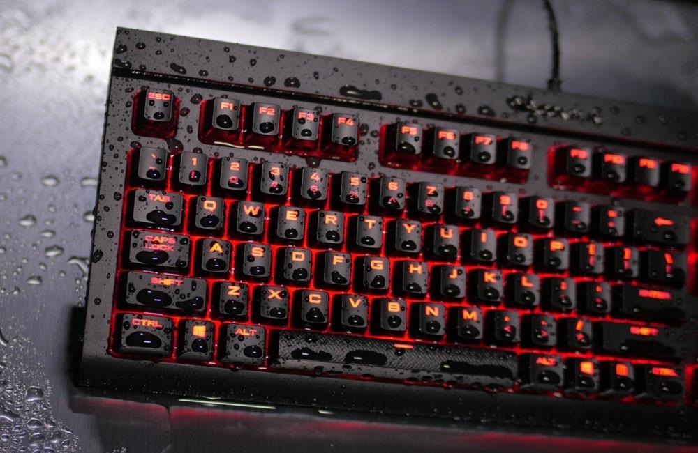 Photo of Corsair K68: Teclado gaming resistente al polvo y salpicaduras