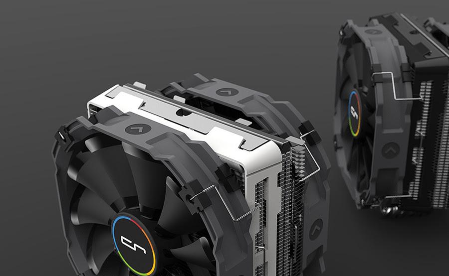 Cryorig apuesta por el cobre para su nueva generación de disipadores