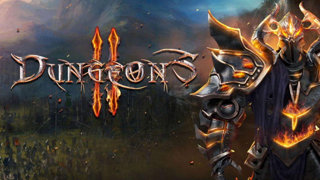 Dungeons 2  gratis en la Humble Store